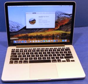 MacBook Pro A1425 Front