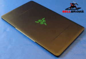 Razer Blade Stealth From Above