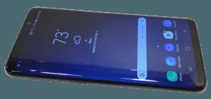 Samsung Galaxy S9 Flat
