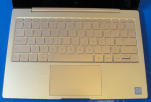 Xiaomi Notebook Pro Keyboard