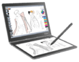Yoga Book C930 Laptop Angle View