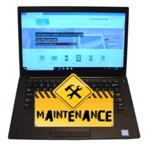Laptop Maintenance