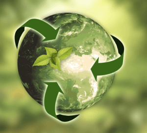 Recycle Planet Earth
