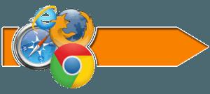 Firefox Chrome Safari