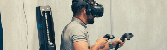 New HTC Vive Full-Body Trackers Will Blow Your Mind